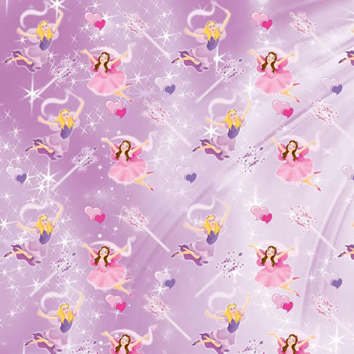 Wrapping Paper - Purple